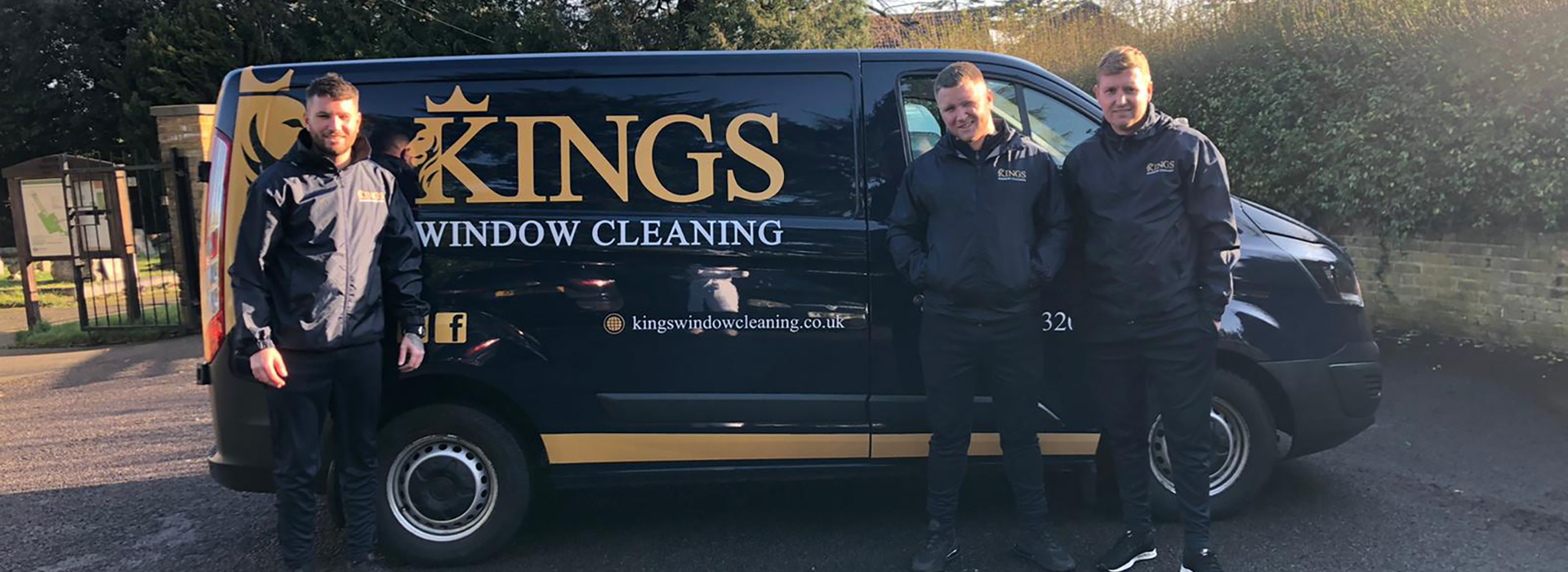 window cleaning company surrey